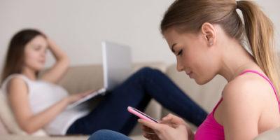 Mediennutzung von Jugendlichen